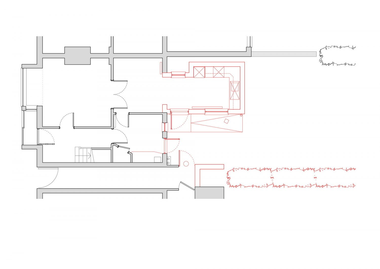 Copeland Grove House by Stephen Kavanagh Architects