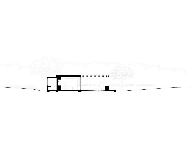 Dry Creek Pool House by Ro Rockett Design
