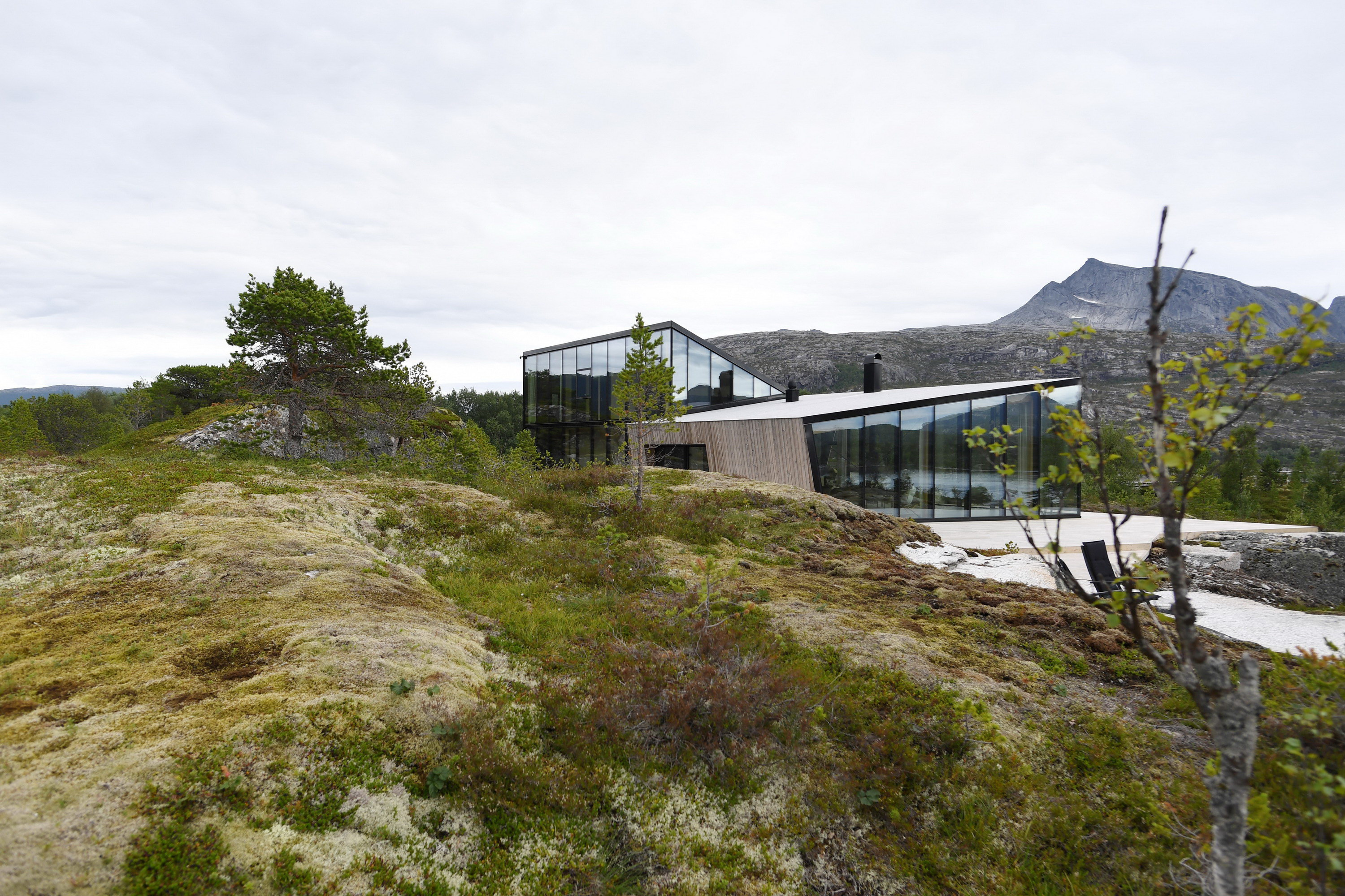 Efjord Retreat Cabin by Stinessen Arkitektur