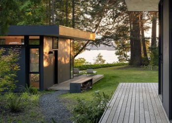 Hood Cliff Retreat by Wittman Estes