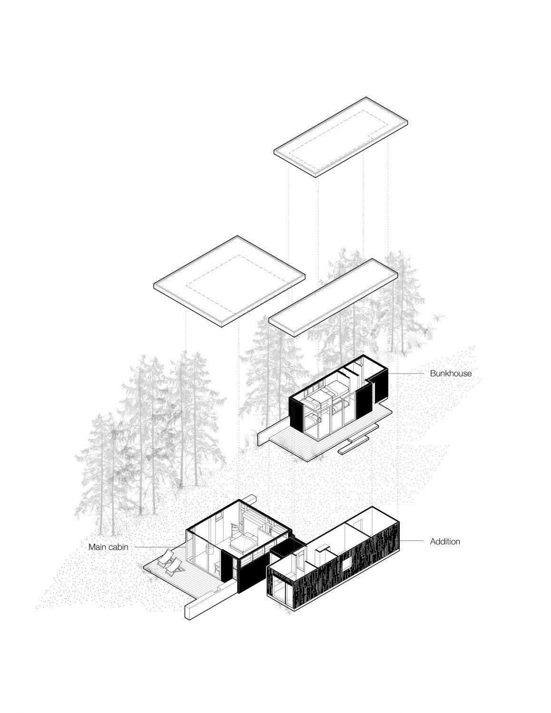 Hood Cliff Retreat by Wittman Estes