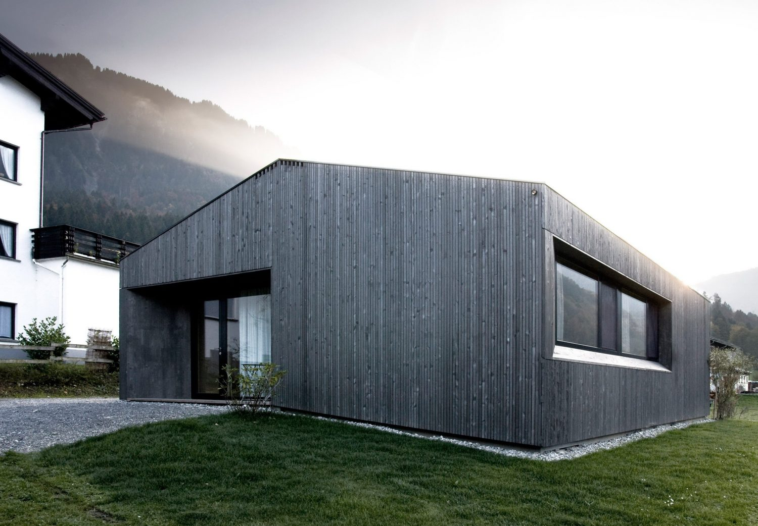 House for Gudrun by Innauer-Matt Architekten