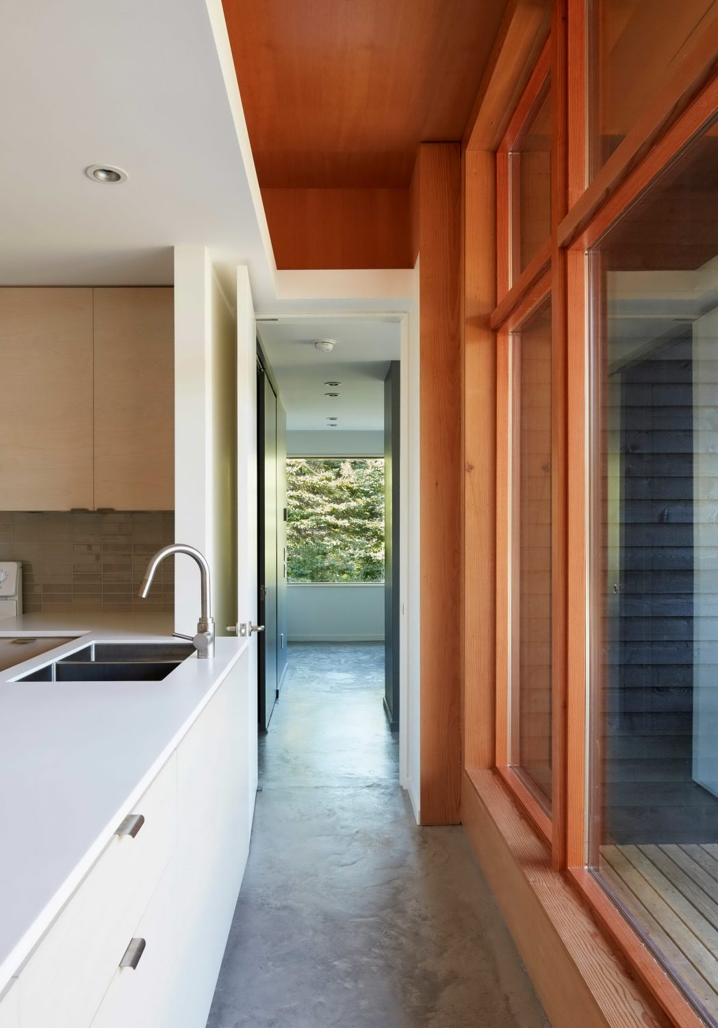 Lockeport Beach House by Nova Tayona Architects