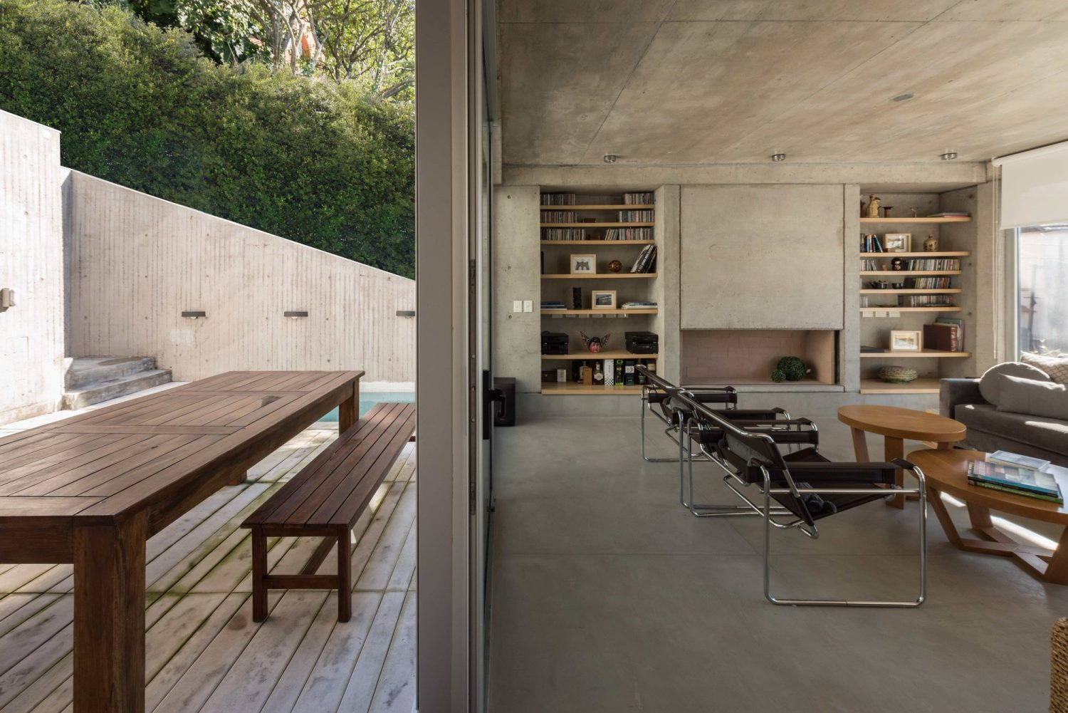 LRC House by BDB Arquitectos