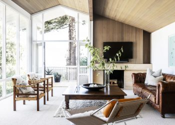 Mercer Modern | Revamped Mid-Century Home by Wittman Estes