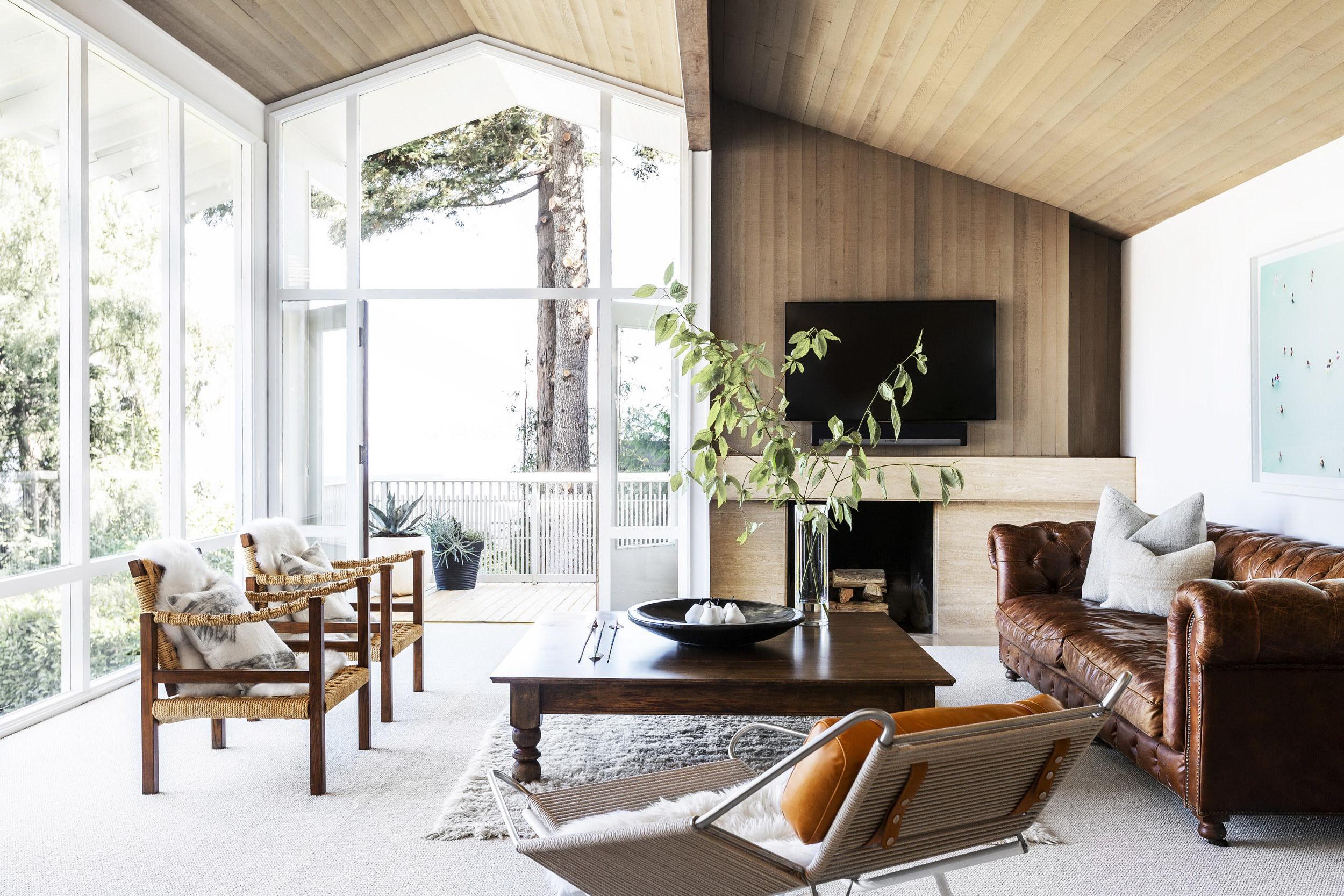 Mercer Modern | Revamped Mid-Century Home by Wittman Estes