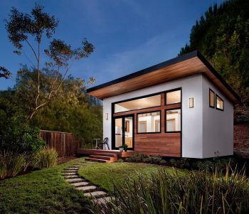 Prefabricated Tiny House by Avava Systems
