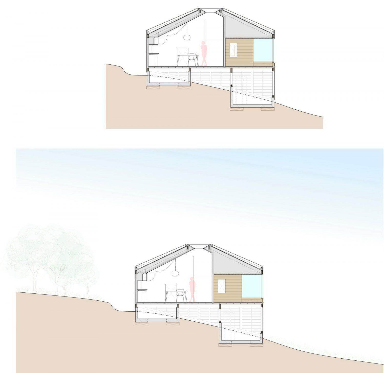 Skyward House by acaa