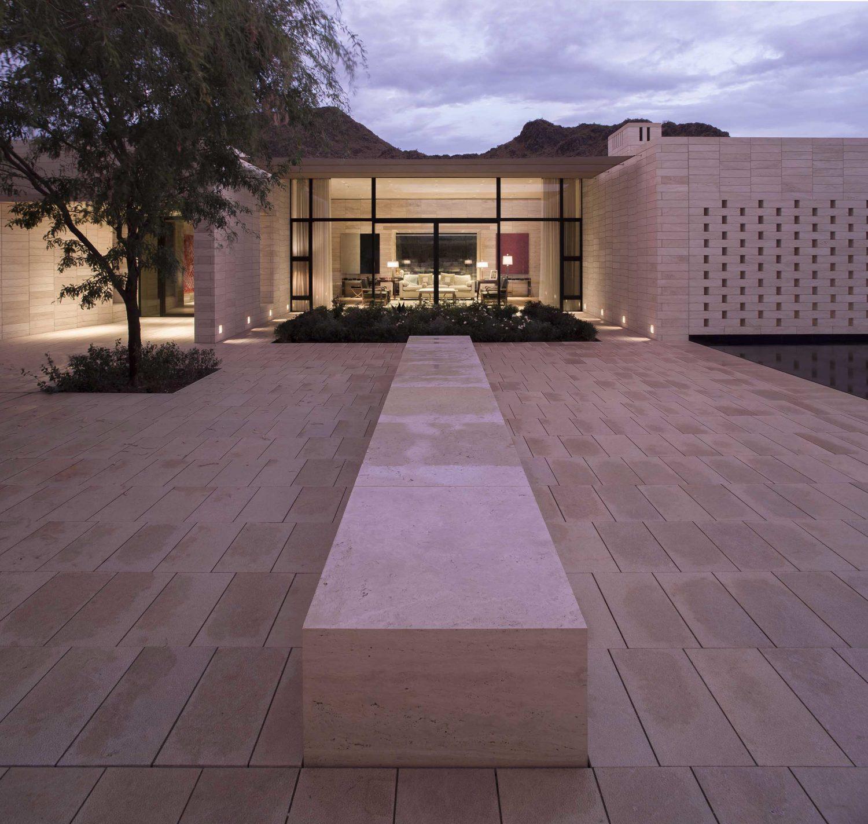 Stone Court Villa by Marwan Al Sayed Inc.