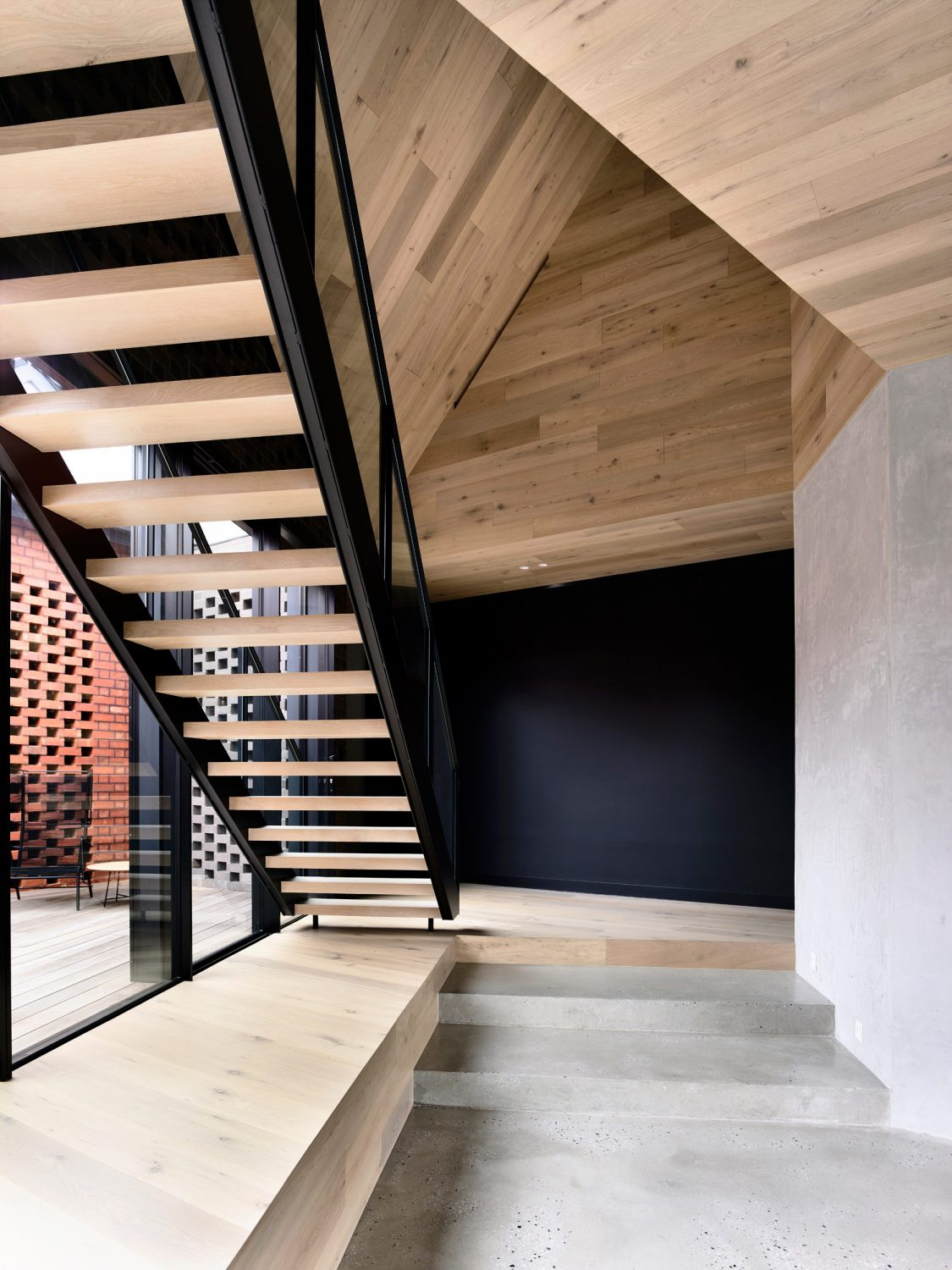 York St. House by Jackson Clements Burrows Architects
