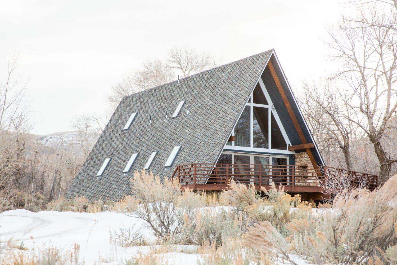 A-Frame Haus in Heber City, Utah