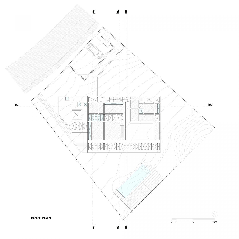 AV House by Cristián Romero Valente