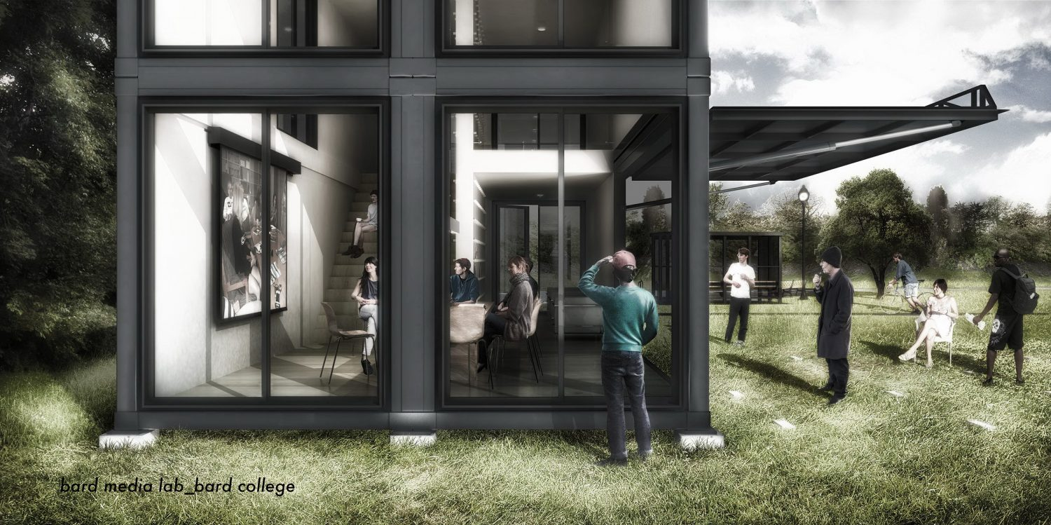 Bard Media Lab by MB Architecture