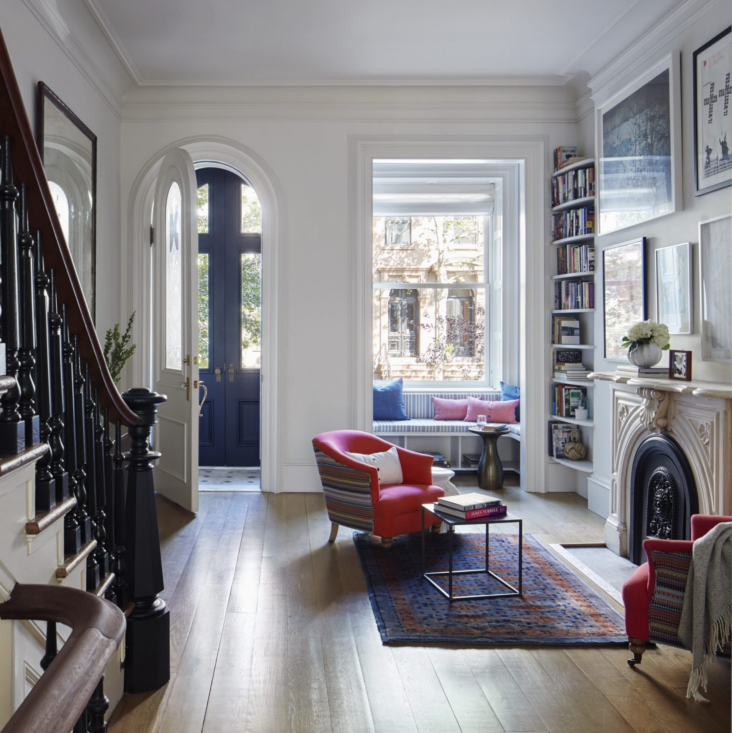 Carroll Gardens Townhouse by Lang Architecture