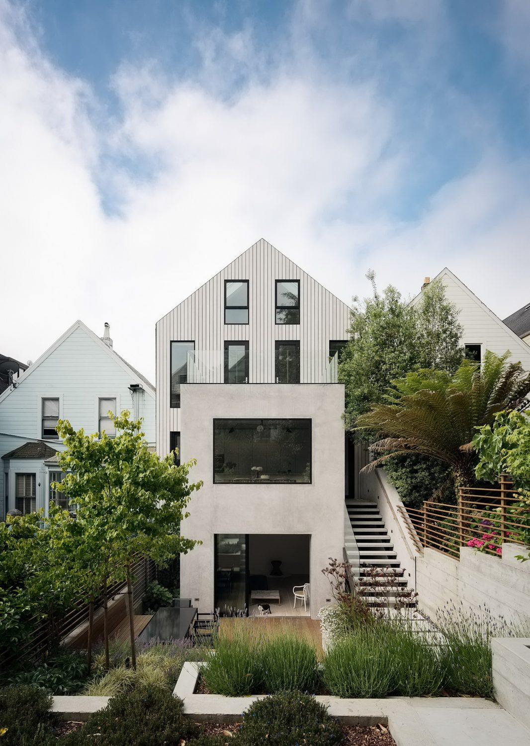 Gable House by Edmonds + Lee Architects