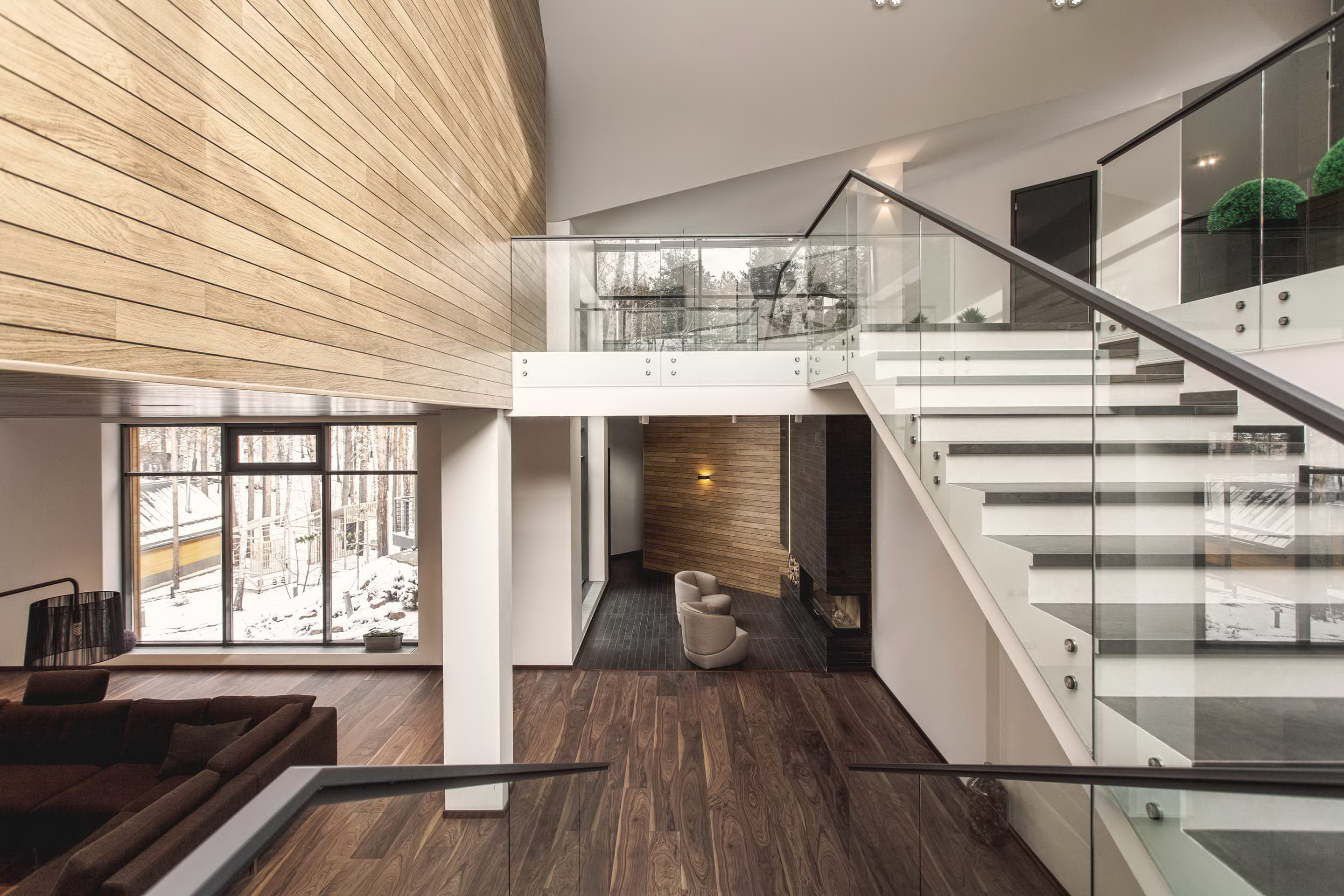 Landform House by A61 and YYdesign