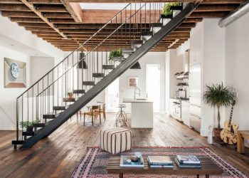 Lorimer Street Townhouse by Elizabeth Roberts Architecture and Design