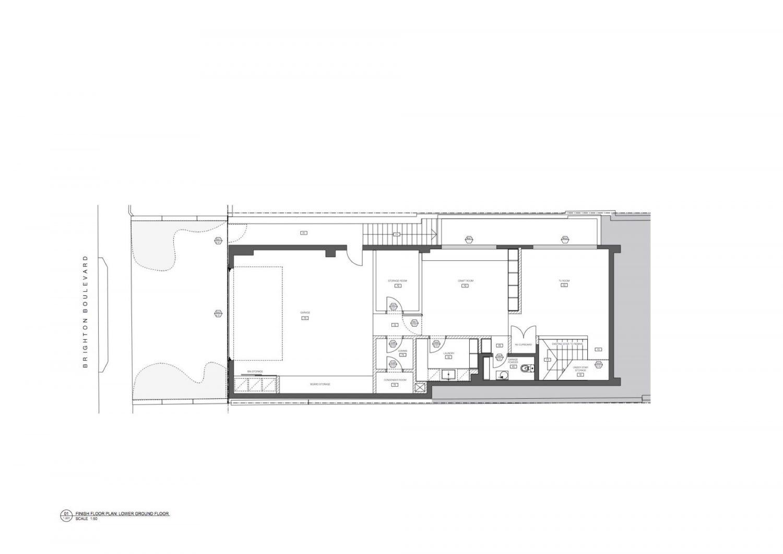 North Bondi II Residence by Tobias Partners Architects