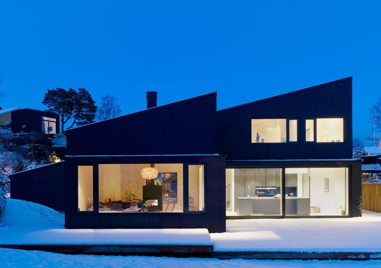 Öjersjö-House by Bornstein Lyckefors Architects