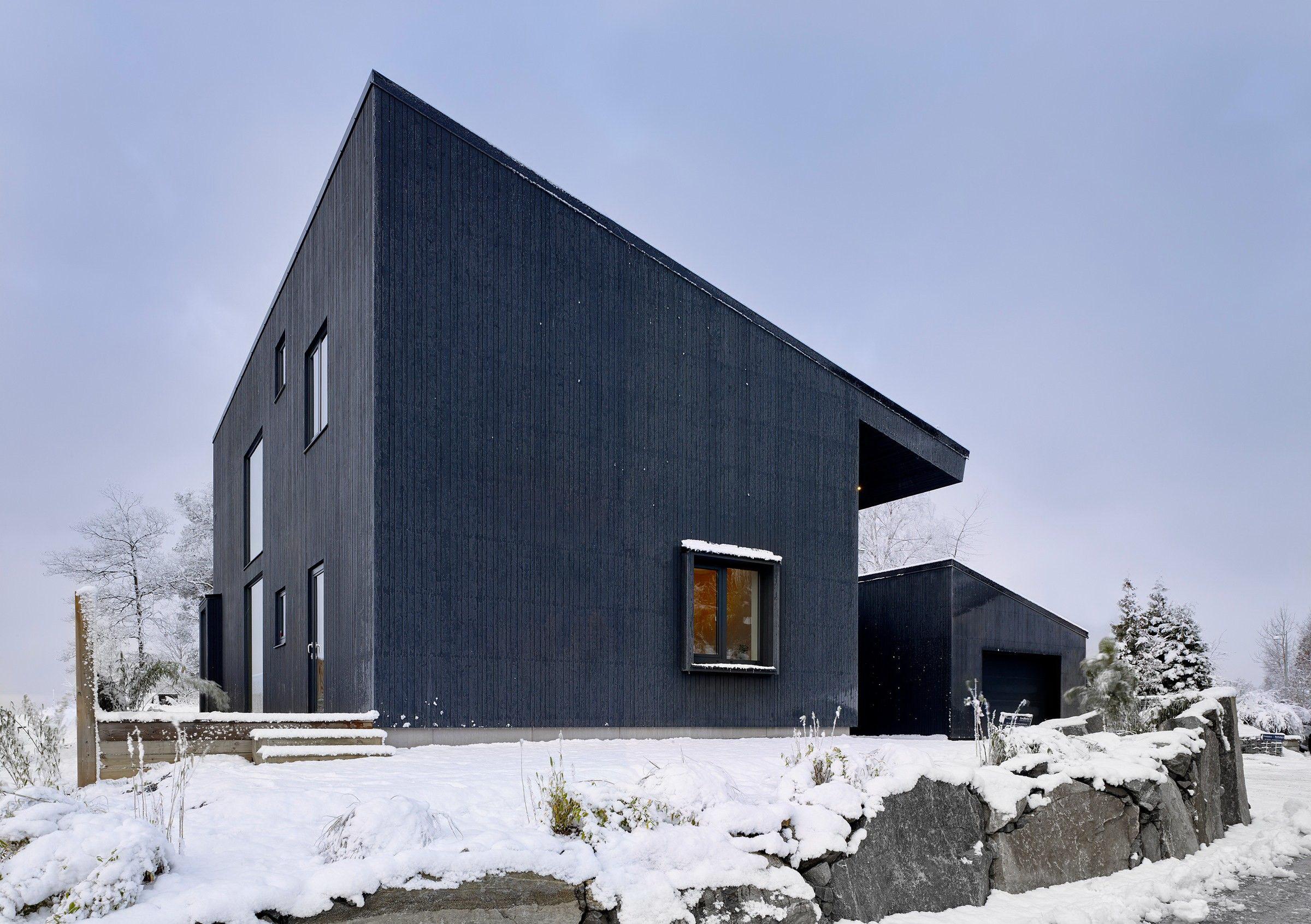 Öjersjö-House by Bornstein Lyckefors Architects