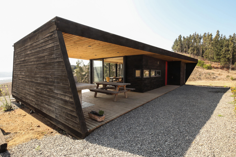 Refugio Matanzas by Cerda Pe Arquitectos
