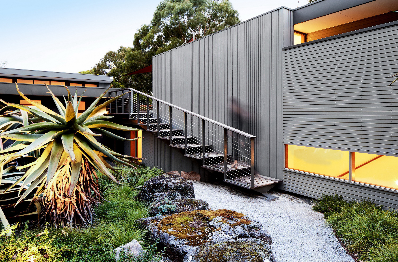 Shoreham House by Tim Spicer Architects
