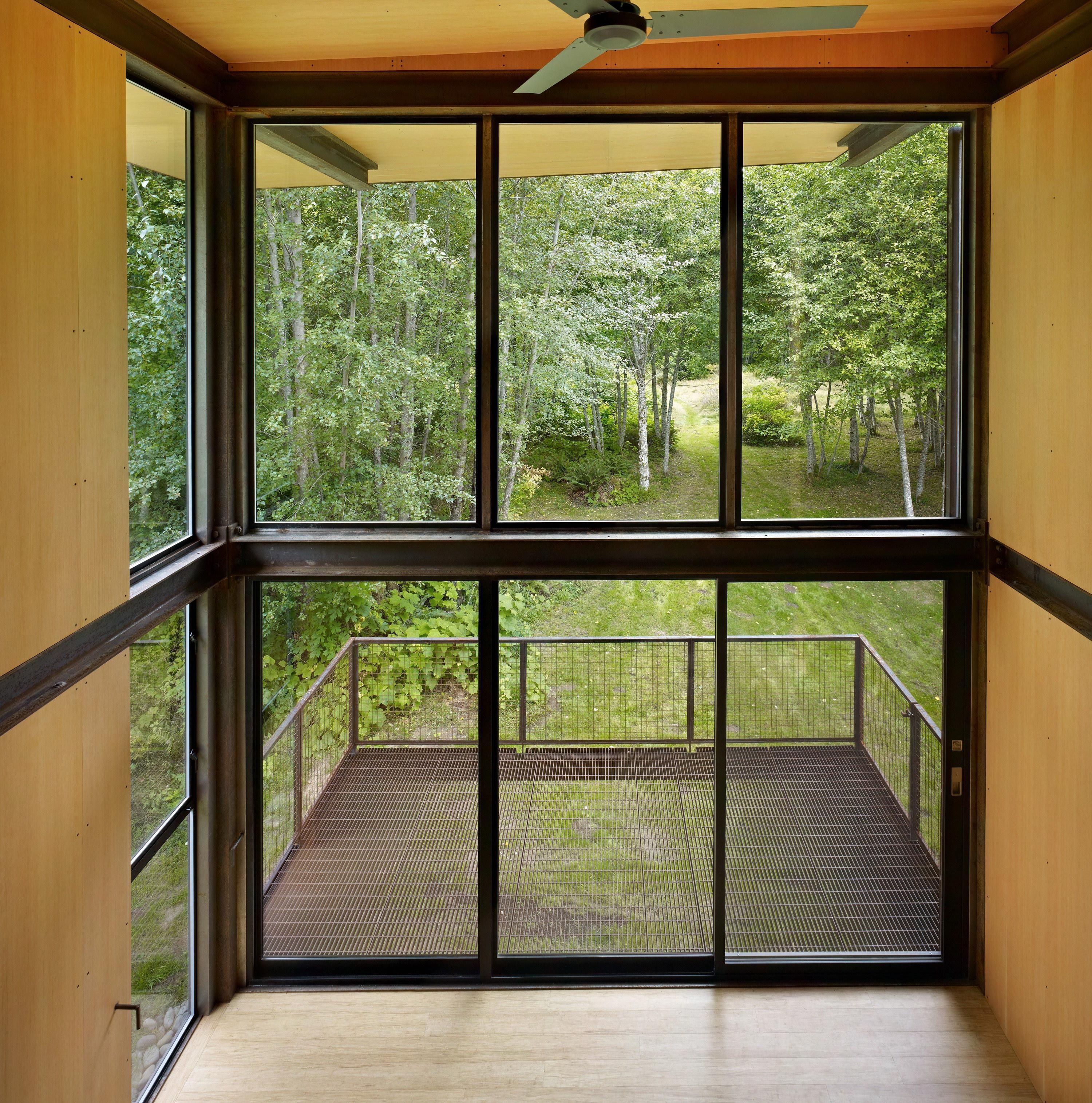 Sol Duc Cabin by Olson Kundig