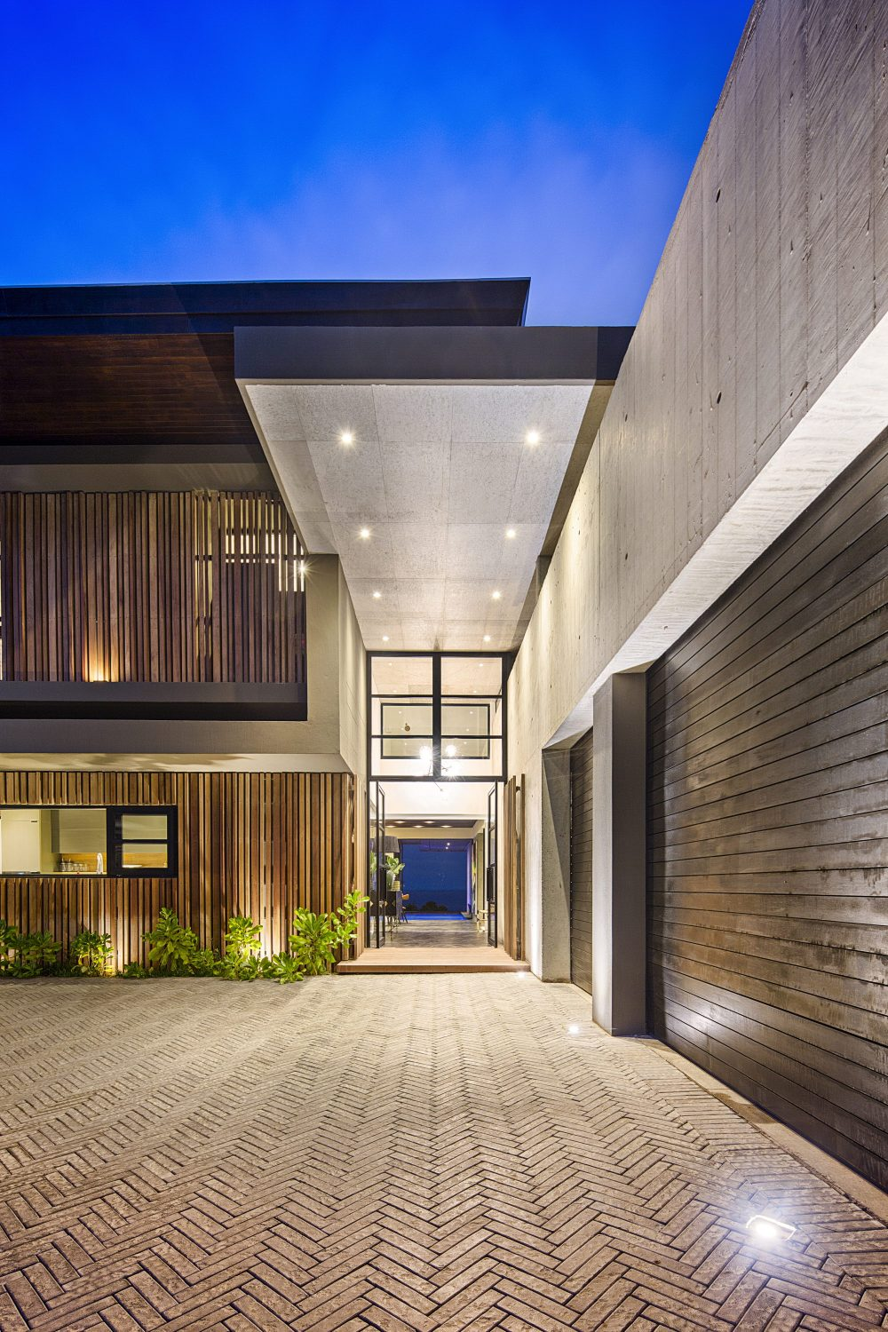 The Reserve House by Metropole Architects