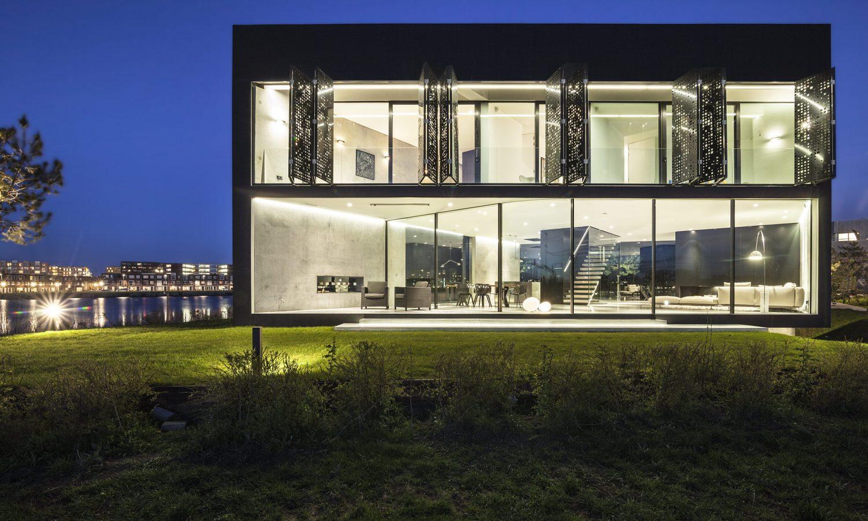 Villa Kavel 01 by Studioninedots