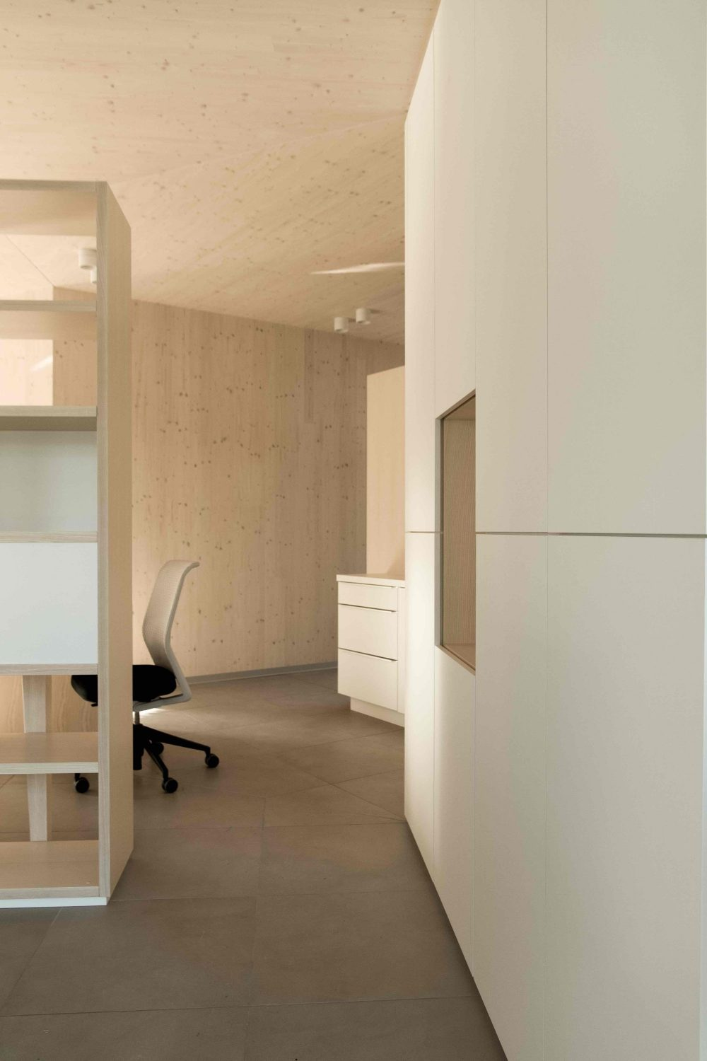 52 Cubic Wood by JOSEP and Atelier Haumer