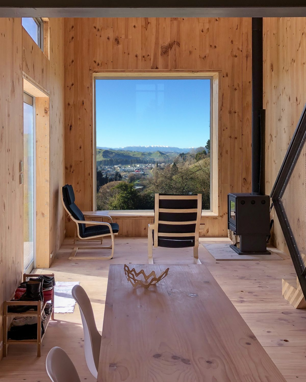 AB Studio Cabin by Copeland Associates Architects