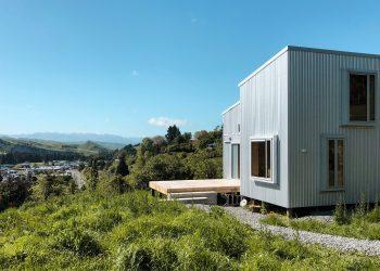 AB Studio Cabin by Copeland Associates Architects