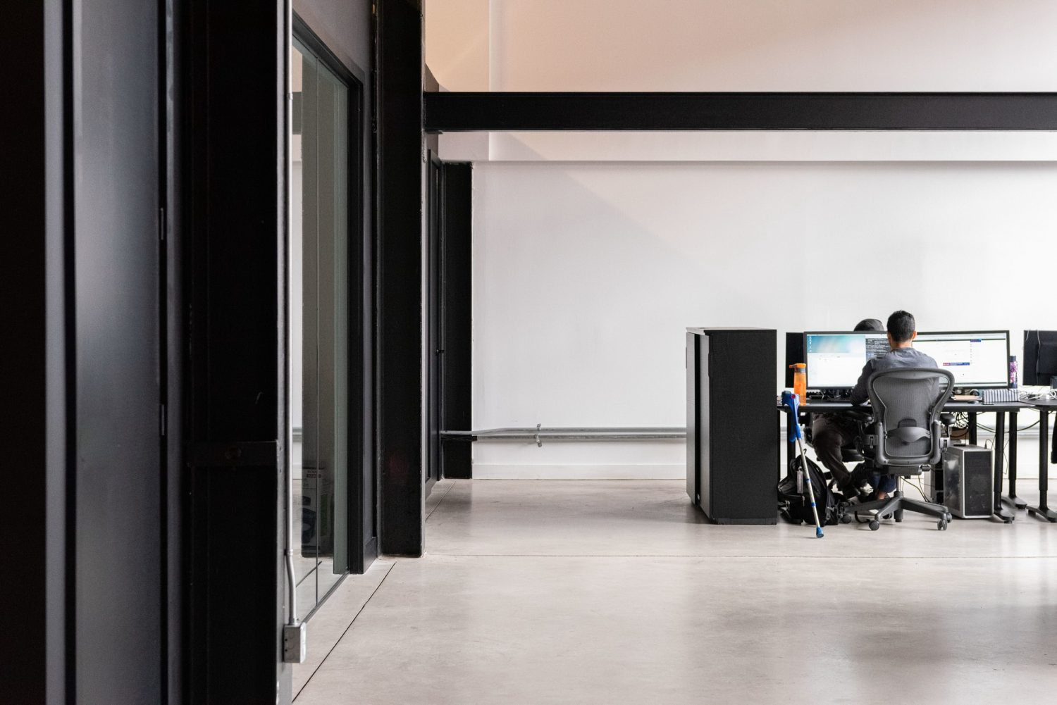 ARTJAIL Offices by StudioAC