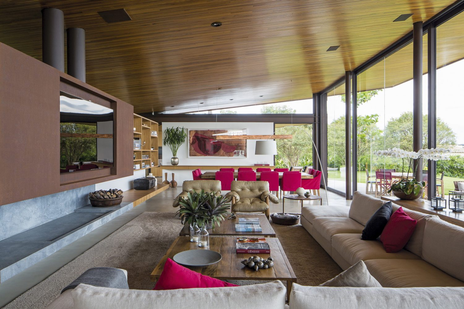 CA House by Jacobsen Arquitetura