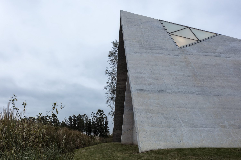 Capilla de la Piedad by Estudio Noguez Arquitectura