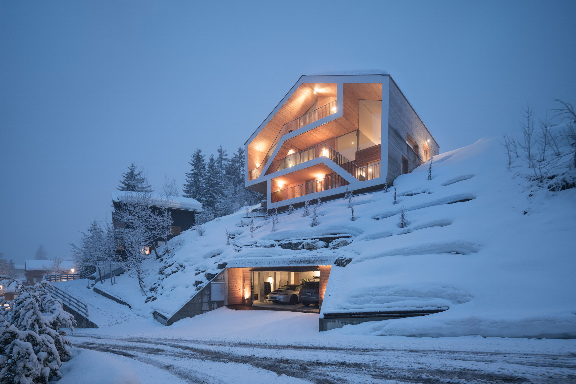 Chalet Anzère by SeARCH