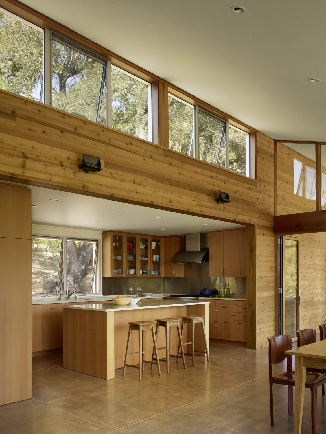 Cloverdale Residence by Turnbull Griffin Haesloop Architects