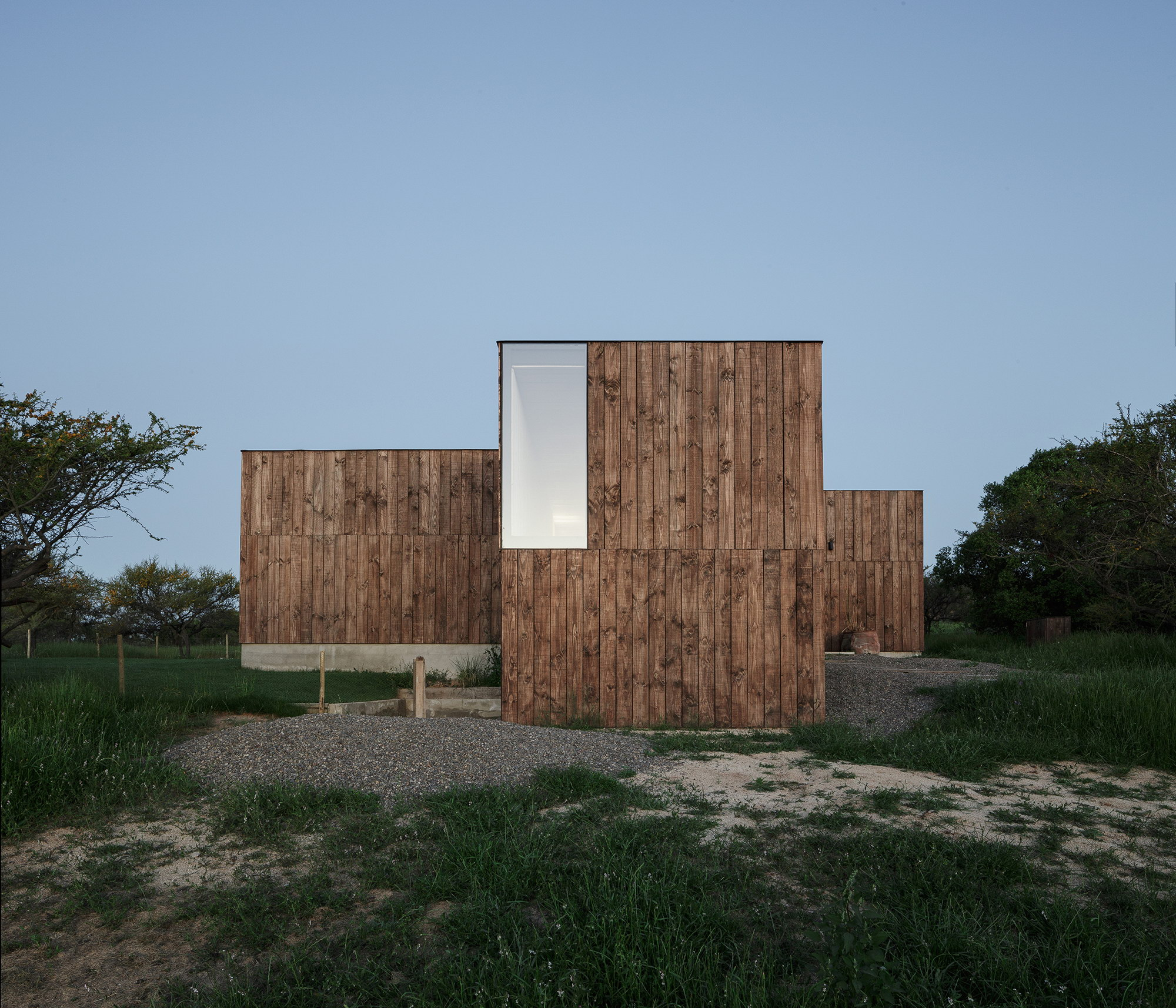 CML House by Ricardo Torrejón and Arturo Chadwick