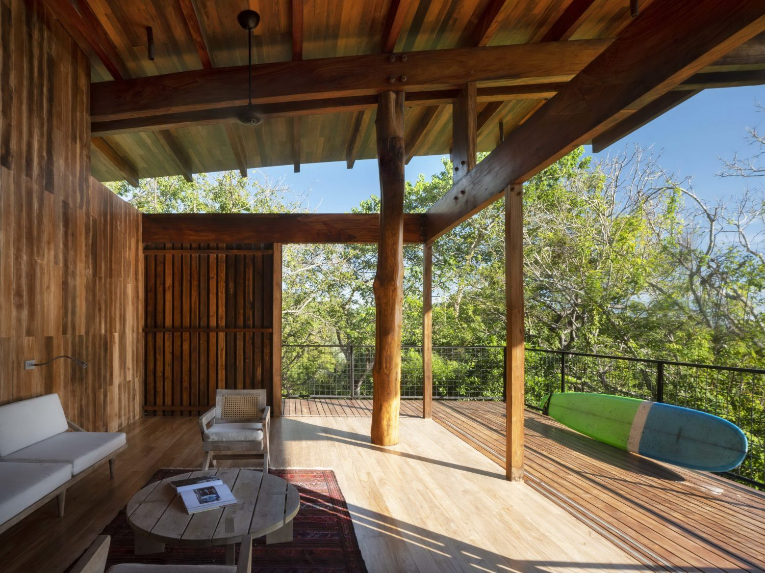 Costa Rica Treehouse by Olson Kundig