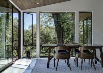 Creekbluff Studio by Matt Fajkus Architecture