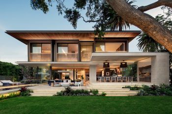 Double Bay House by SAOTA