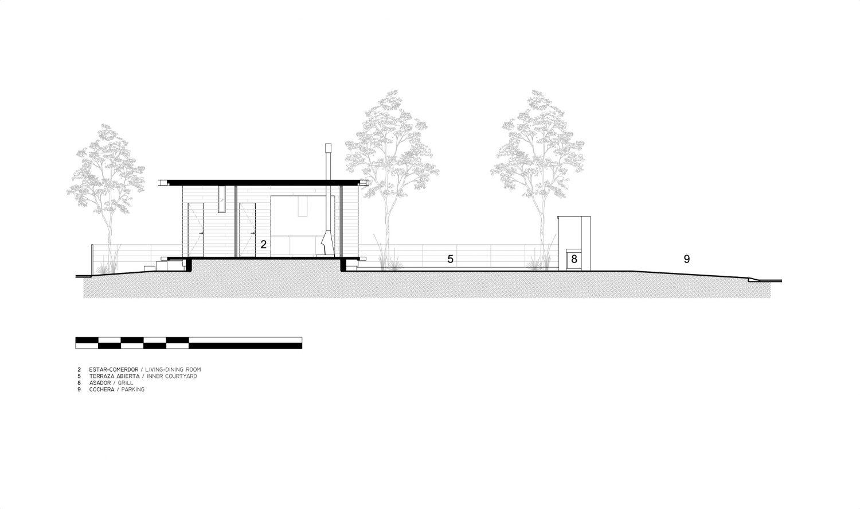 F+G Cajititlán Terrace by Jaime Copado and Francisco Sarabia