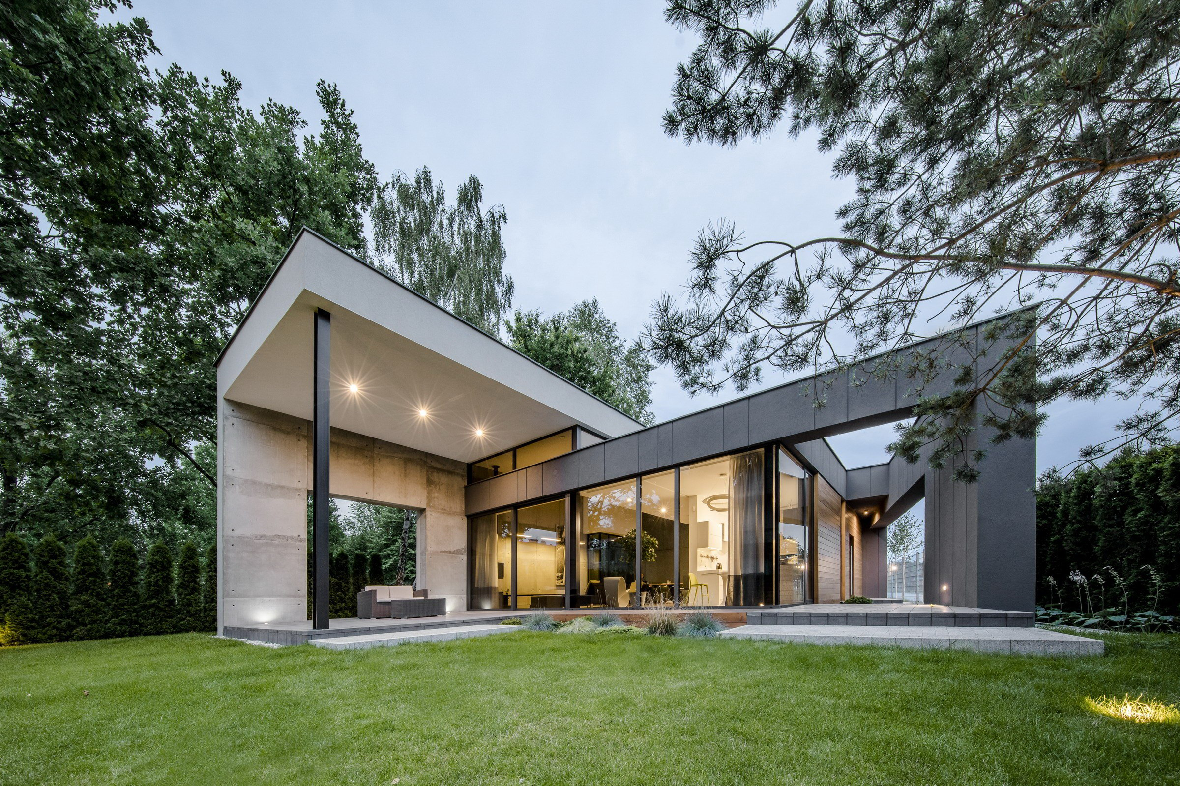 FIL House by Beczak Beczak Architekci