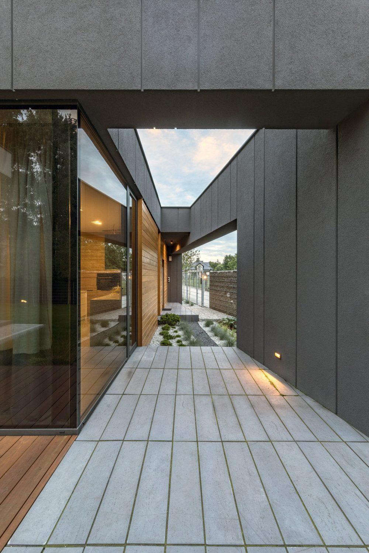 FIL House by Beczak Beczak Architekci
