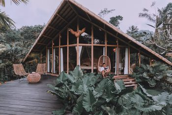 Hideout Falcon   Bamboo Glamping by Studio WNA