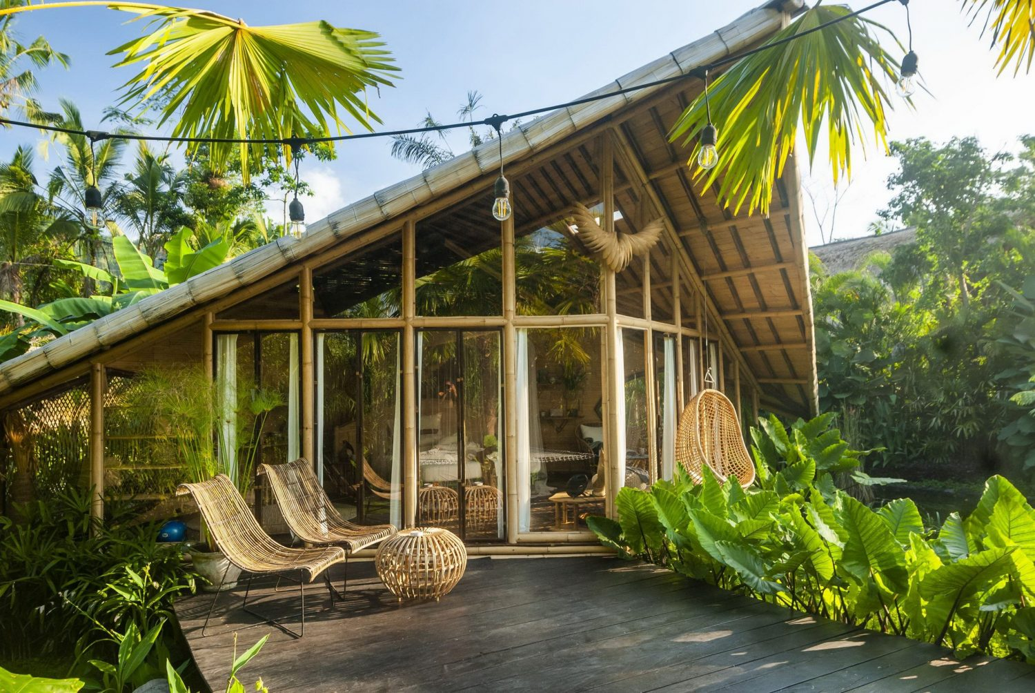 Hideout Falcon | Bamboo Glamping by Studio WNA
