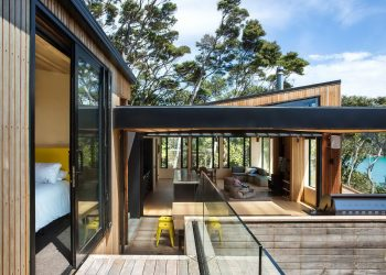 Kawau by Dorrington Atcheson Architects