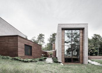 Les Elfes by Alain Carle Architecte