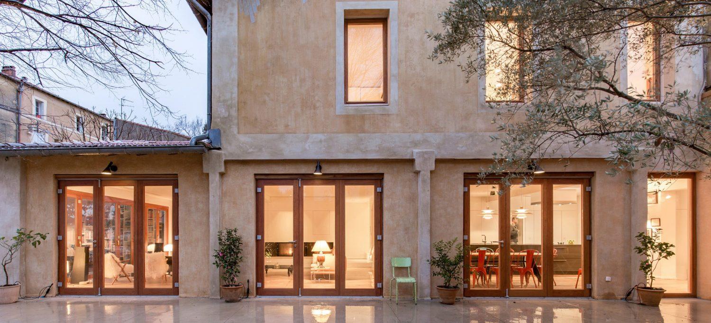 MSR House by Brengues Le Pavec architectes