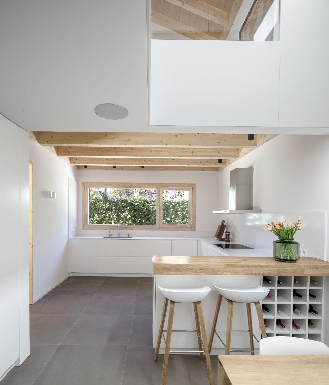 NOA House by Alventosa Morell Arquitectes